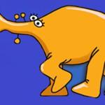 Asztamasuli elefant
