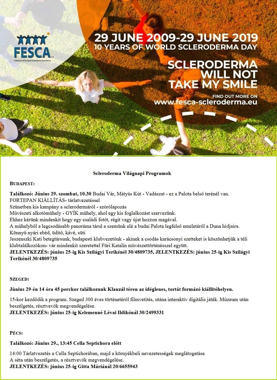 scleroderma vilagnap_